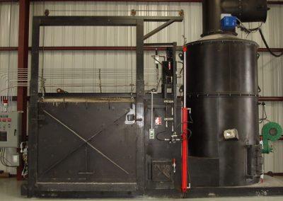 RSI - G466 HT Furnace