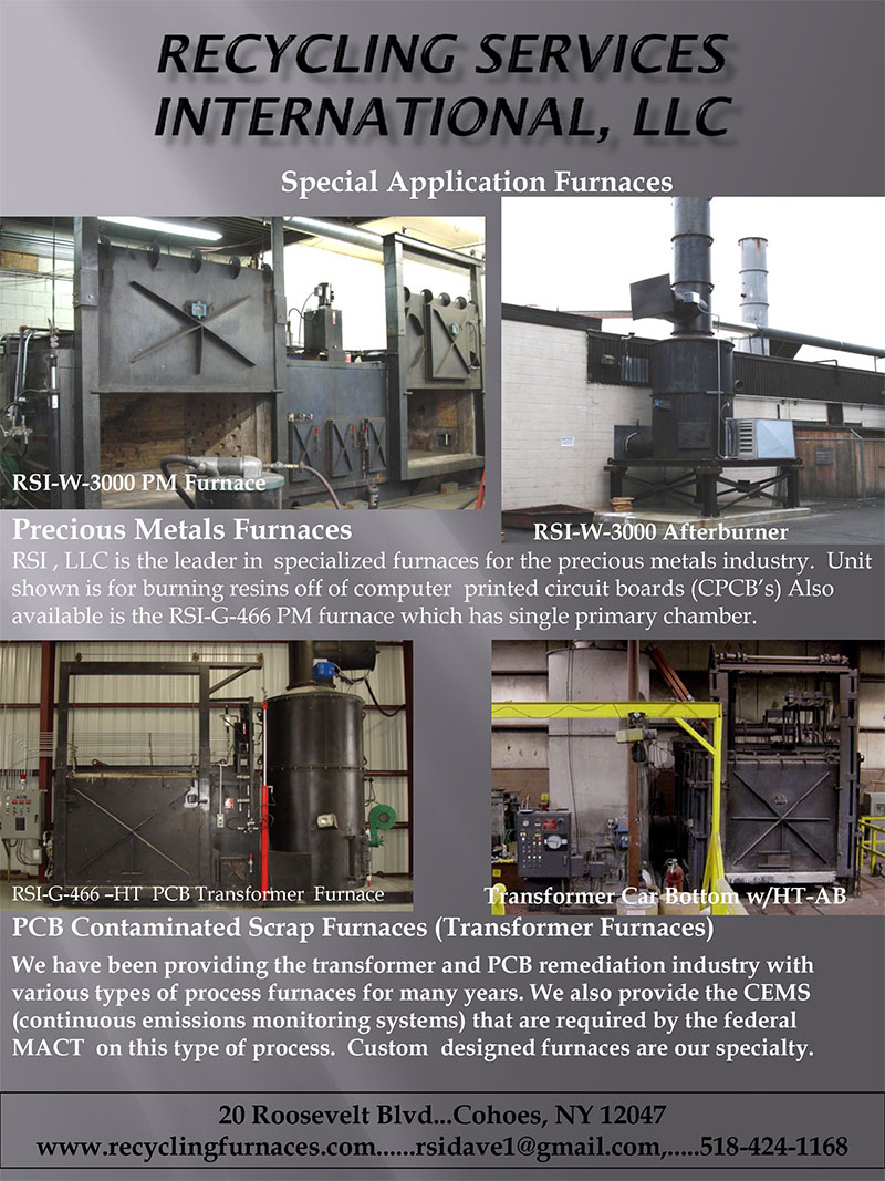 RSI Specialty Furnaces
