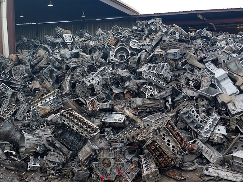 Automotive Recycling Turn Scrap into Cash!